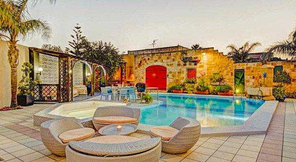 malta vakantiehuis villa phantasia malta eiland