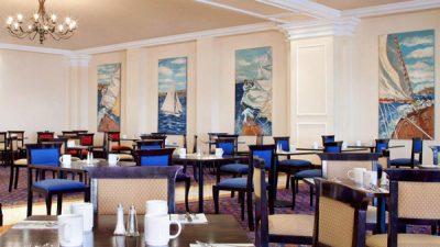 ontbijt terrace restaurant westin dragonara malta