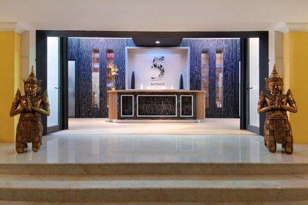 ontspanning en relaxatie in spa hilton malta hotel