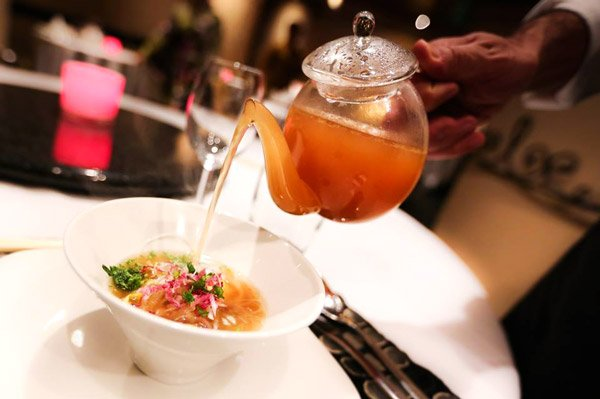 oosterse soep rickshaw restaurant corinthia palace malta