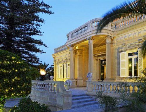 Corinthia Palace Hotel & Spa Malta Bespreking