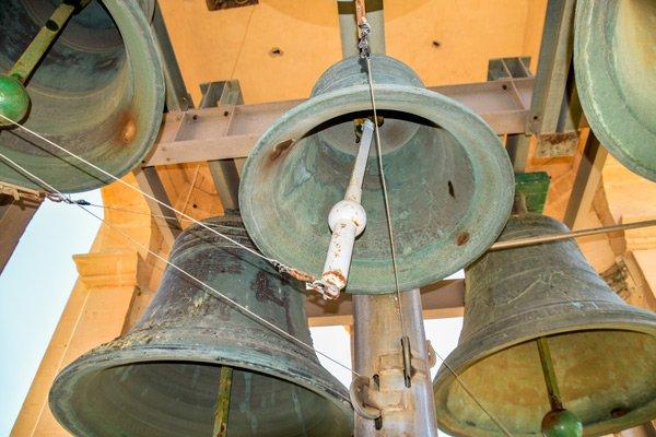 rotunda koepelkerk in xewkija klokken klokkentoren gozo bezienswaardigheden