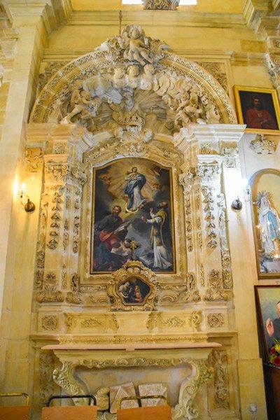 rotunda koepelkerk in xewkija oude kerk gozo bezienswaardigheden