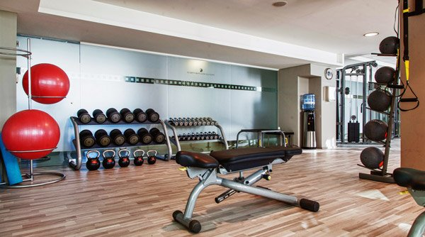 ruime fitness the palace hotel malta