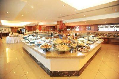 spice island restaurant buffet grand hotel excelsior valletta malta