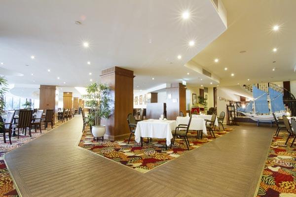 spice island restaurant interieur grand hotel excelsior floriana malta