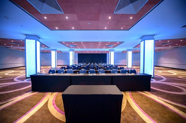 spinola suite in conferentiecentrum van hilton malta hotel
