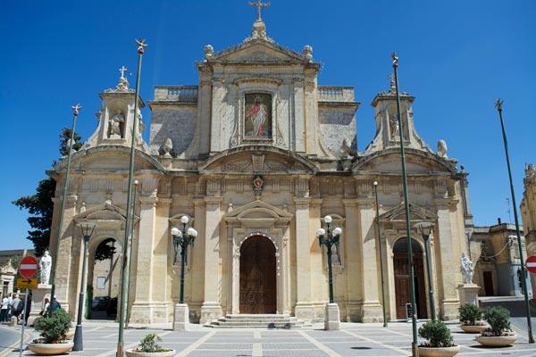 sint paulus kerk in rabat centraal malta