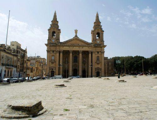 Floriana – Een unieke voorstad met cultuur en botanische tuinen!