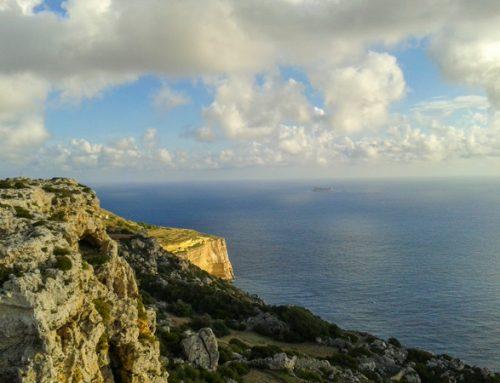 Temperatuur Malta per maand