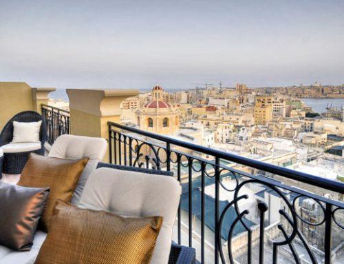The Palace Hotel Malta Bespreking
