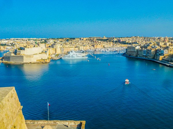 the three cities vanop bastion van valletta newmalta