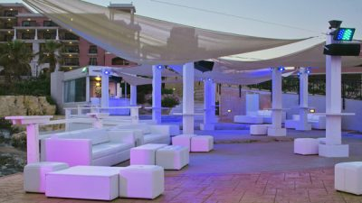 trendy bedouin bar nacht westin dragonara malta