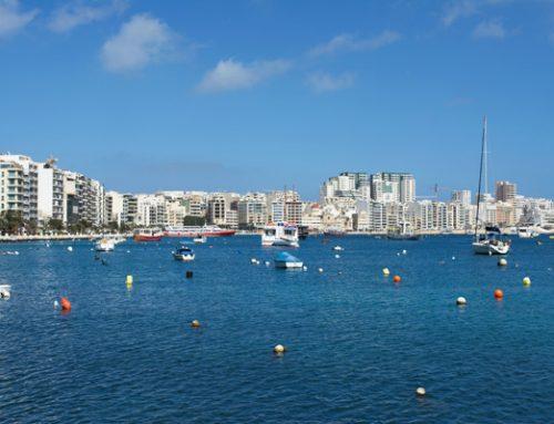 Sliema Malta, bruisend toeristisch centrum met zeezicht!