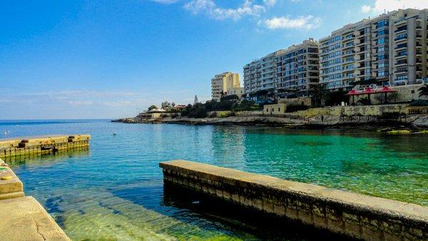 vakantiehuis malta toeristisch gebied sliema