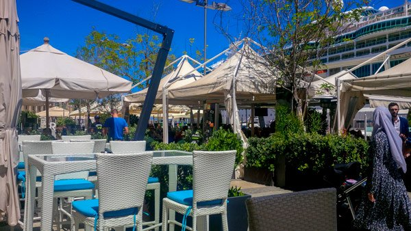 valletta bezienswaardigheden valletta waterfront horeca en cruiseschip