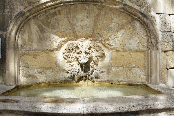 wignacourt toren drinkbak floriana nabij valletta malta