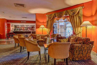 caprice lounge interior corinthia palace hotel & spa malta