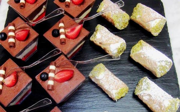 dessert phoenicia hotel malta