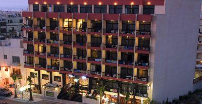 facade canifor hotel malta