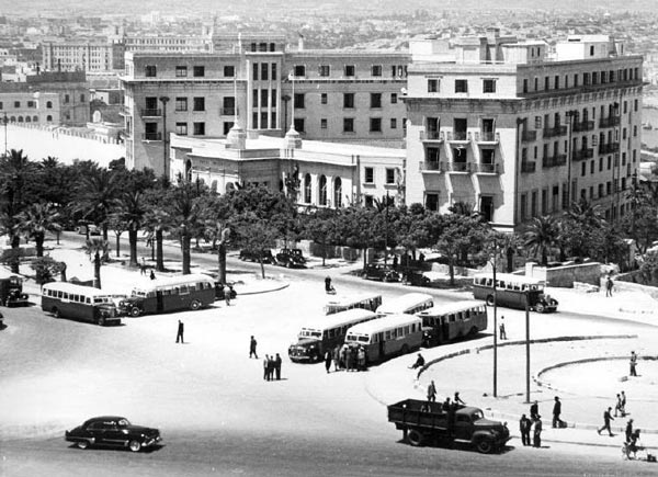 history phoenicia hotel malta area outside before 1959
