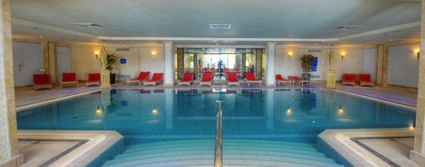 indoor swimming pool radisson blu malta golden sands