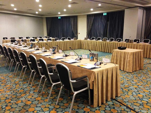 large conference room radisson blu resort and spa malta golden sands