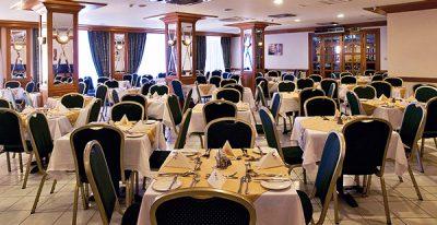 main restaurant canifor hotel malta