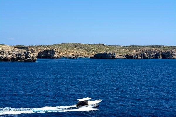 Waar ligt Malta? - Maltese eilanden - eiland Comino