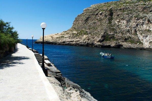 Waar ligt Malta? - Maltese eilanden - eiland Gozo