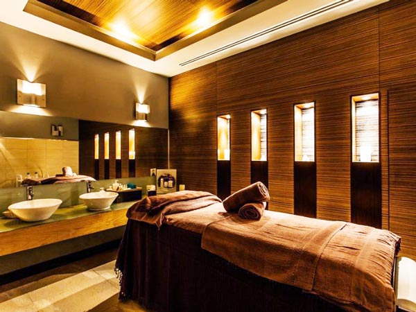 massage room myoka spa radisson blu malta golden sands
