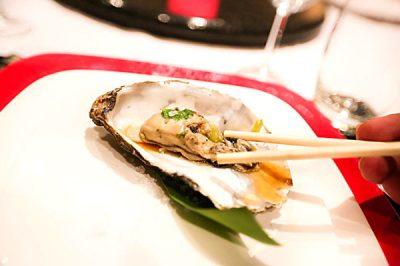 oyster rickshaw restaurant corinthia palace hotel and spa malta