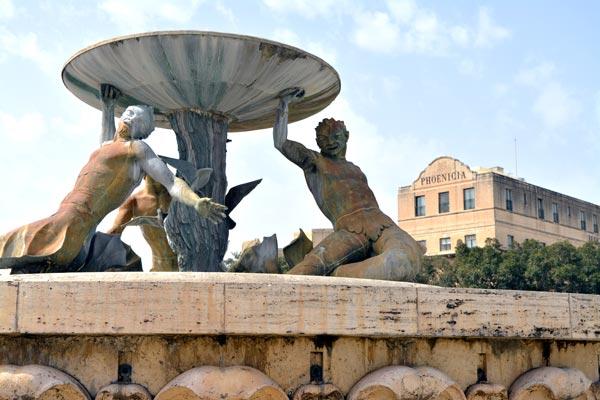 hotel phoenicia malta valletta