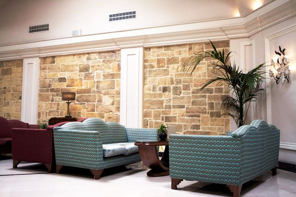 sofas palm court lounge hotel phoenicia malta