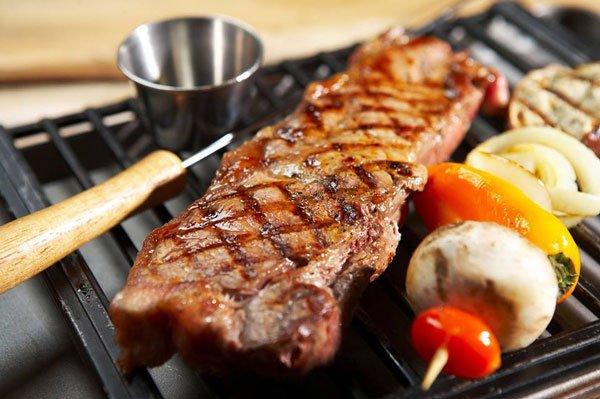 bbq meat gazebo restaurant hilton malta hotel