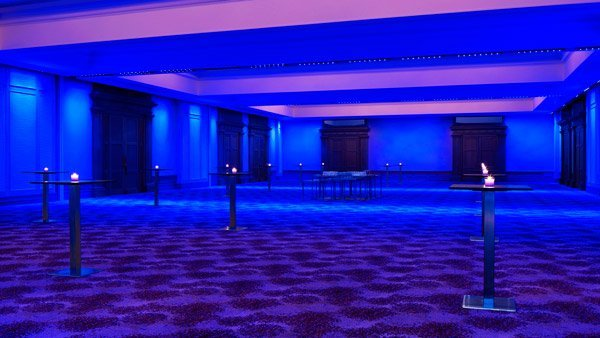 dragonara point ballroom westin dragonara resort malta