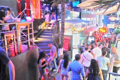 neon trappen uitgaan paceville malta st julians
