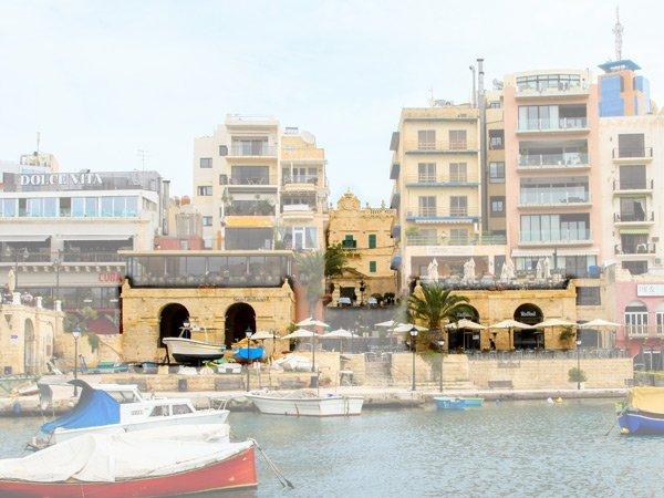 today spinola palace spinola bay malta st julians