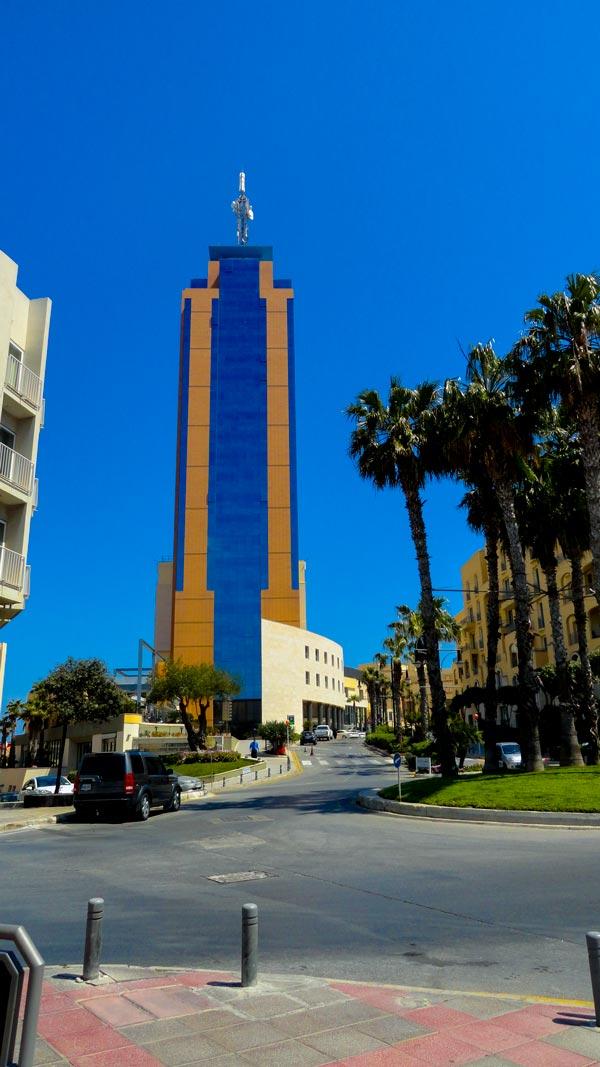 toren van portomaso malta st julians