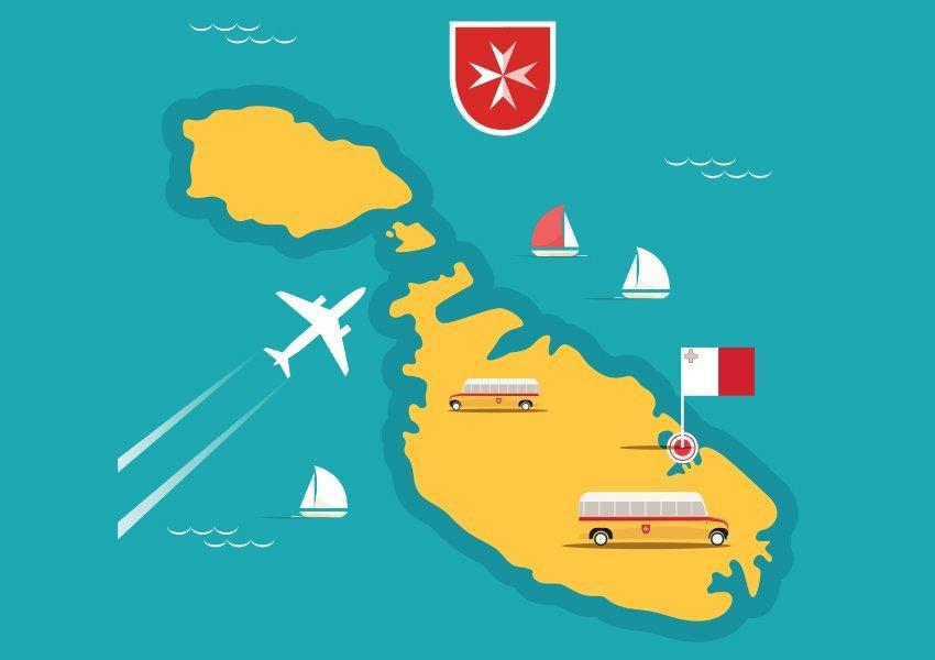 de maltese eilanden verrassende attractie in de middellandse zee