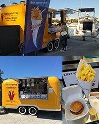 the belgian fry belgische frietjes in malta